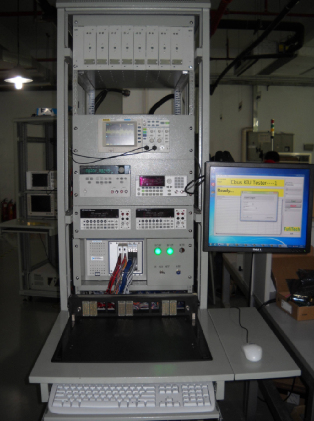 Test System-02